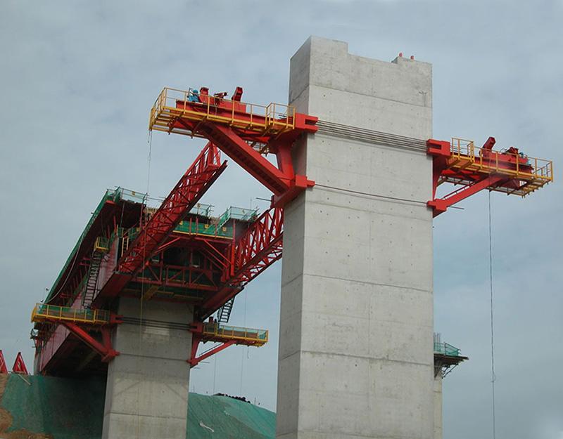 铁路造桥机