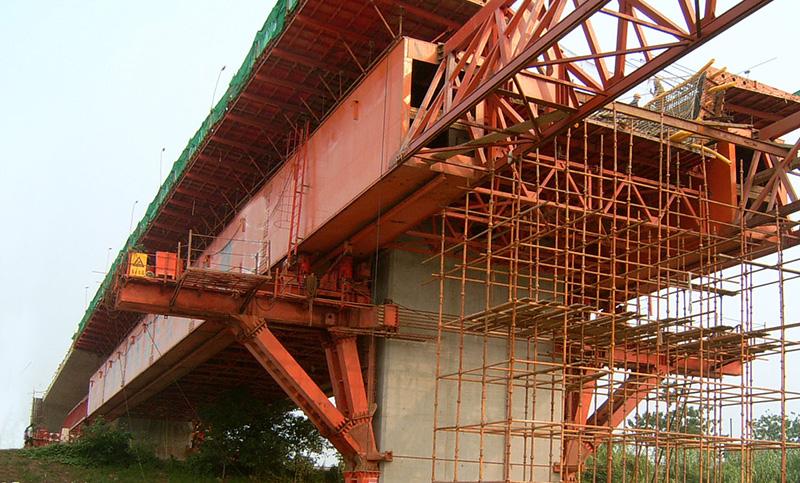 公路造桥机