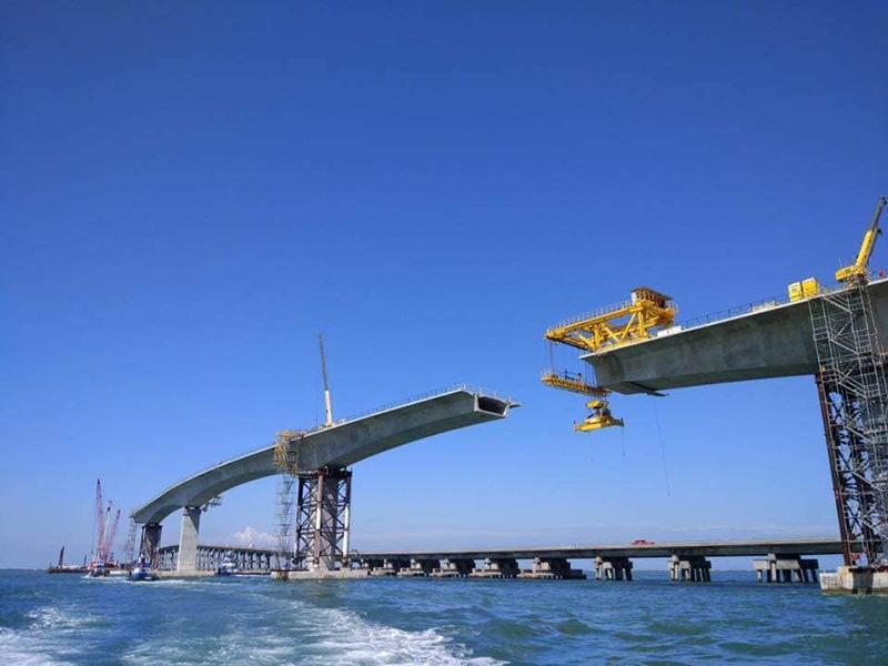 LGB型桥面吊